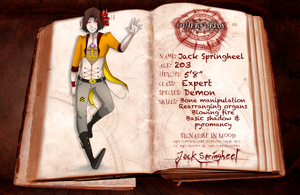 OtherWorlde App -4-: Jack Springheel by EbullientlyAskew