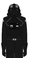 Tie Fighter Pilot by bar27262