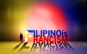 Filipino is Francis M by sman96