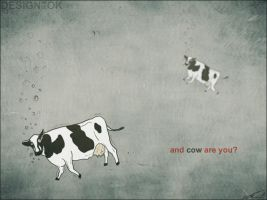 and cow are you? by Vladm