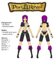 Mode Change Port Royal by Kyde-Drakes
