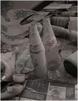 old pepsi cola.. by mat3jko