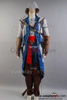 Assassin's Creed 3 Connor Kenway Cosplay Costume by cosplaysky123
