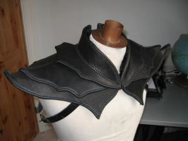 Leather fantasyshoulder by Nayberg
