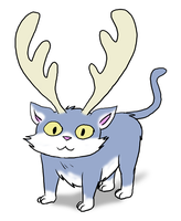 Catmoose by torquesmacky