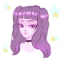 violet by girlsownthevoid