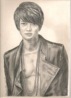 Jaejoong by sunflake