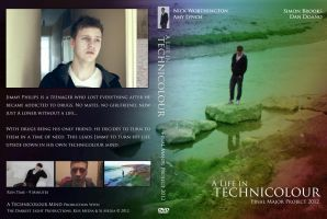 A Life in Technicolour (Final Major Project) - DVD by Terror-Inferno