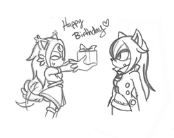 Happy Birthday by DaydreamingArtist90