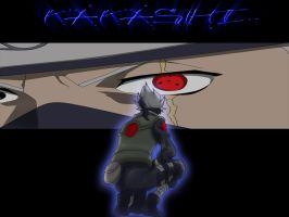 kakashi wallpaper by Stainless-x
