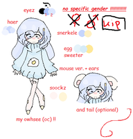 the most worst kippoz  reference OC sheet by kiippz