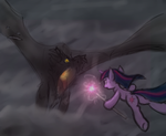 Another day in the life of Twilight Sparkle by Muffinsforever