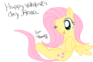 Valentine's day present for Khoa by PakaFaceInSpace