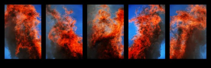 Forms of Fire by perenstrom