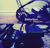 Distortion Factory by iNicKeoN