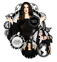 Pack Png 1362 // Selena Gomez by ExoticPngs