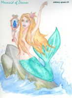 Mermaid Of Zennor by AnthonySpearsFae