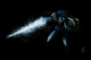 SOUL REAVER by JARCH1280