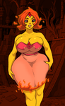 Flame Princess - Vault of Bones by 5ifty