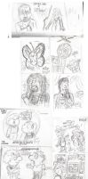 642 drawing sketches The Next Generation by CowboyCrocket