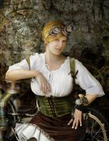 Steampunk by mariall