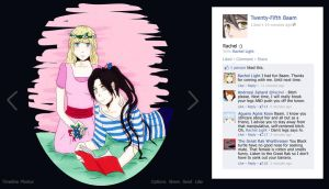 TOG: Baam's Facebook by natersal
