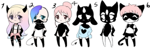 Cool Kid Adopts [OPEN] PRICE LOWERED by Boybites