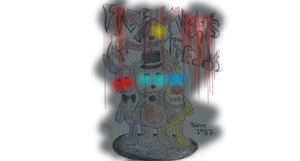 Five nights at freddys by raelynn109