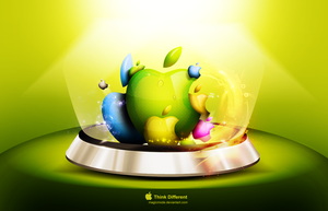 apple storm by MagicMode