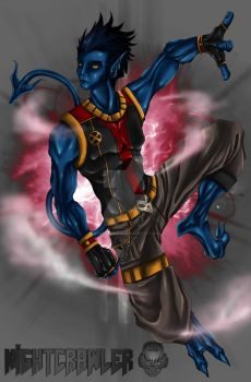 NIGHTCRAWLER by DYING-BREED-94