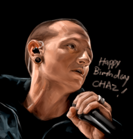 Happy Birthday Chaz by JmonXu