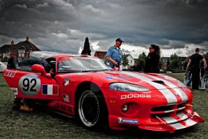 Dodge Viper GTS-R by AdamCanfield