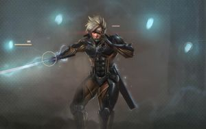 Raiden-demo by MagnoliasDragon