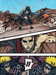 Naruto VS Pein by Lenore619-Void