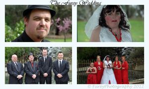 Wedding Collage by Kargroth by Kargroth