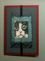Cat Sympathy card 3 by MudgetMakes
