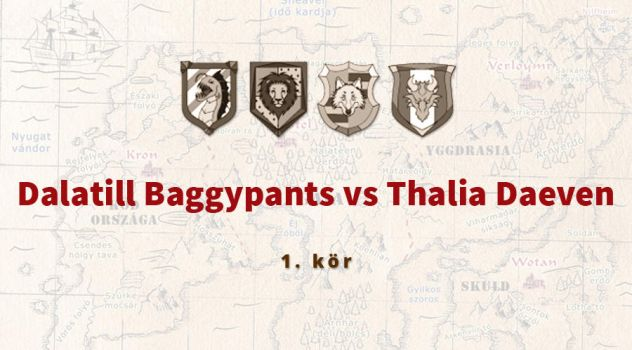 Dalatill Baggypants Vs Thalia Daeven by CounterShock