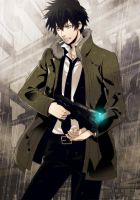 PSYCHO-PASS  SHINYA KOGAMI 5 by obaka3