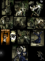 L4D - Sewer monster by IsisMasshiro
