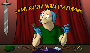 How do even play? - by foxenawolf by Lance-C-Bones