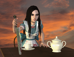 Teaparty by tombraider4ever