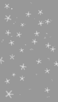 FREE custom box background winter gray snowflake by DesmodiaDesigns