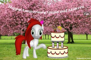 Happy Anniversery by SamKat