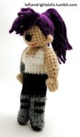 Futurama: Leela by leftandrightdolls