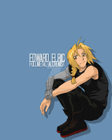 The FullMetal Alchemist by peace-of-hope