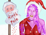 Riona Has Been Naughty This Year by GronHatchat