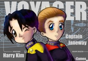 Voyager crew pic 1 by cameoanderson