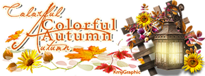 Colorful Autumn by KmyGraphic