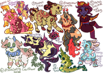 [OPEN] 6/10 mixed adopts! set price! by AltriAloraAdopts