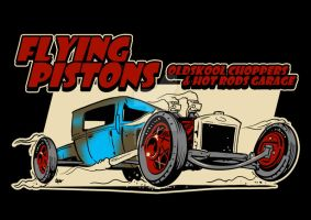 flying piston garage by ihsanpunkrock